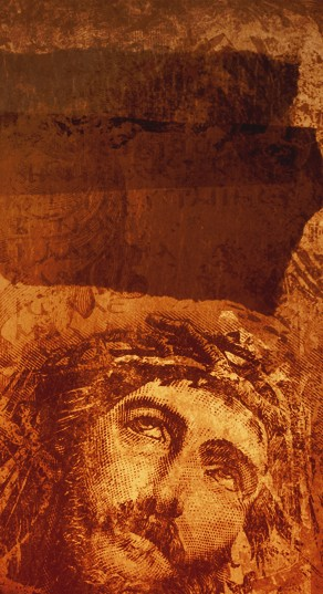 Face of Jesus Website Sidebar